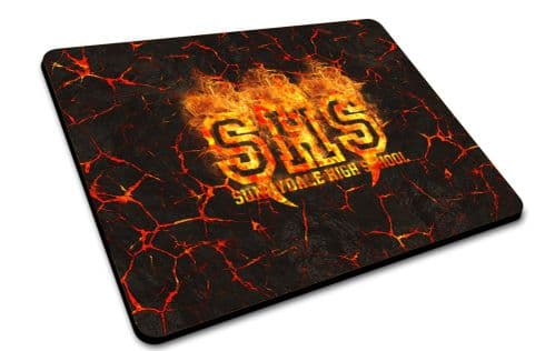 Sunnydale High School Mouse Mat, inspired by Buffy The Vampire Slayer