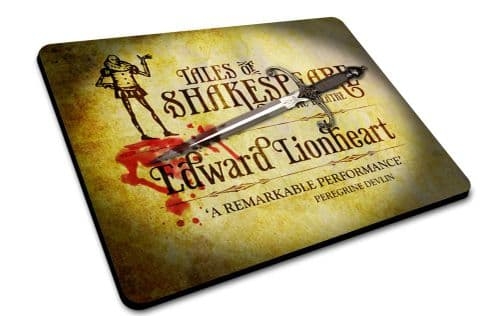 Theatre of Blood Mouse Mat