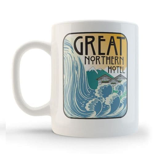 Twin Peaks 'Great Northern' Mug
