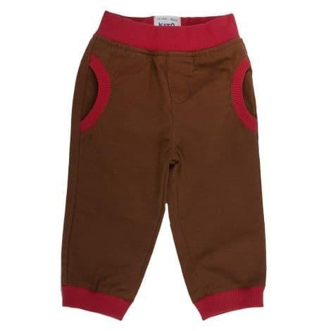 Kite Cuff Pull Up Baby Boy-Cuff Brown-12 to 18 months
