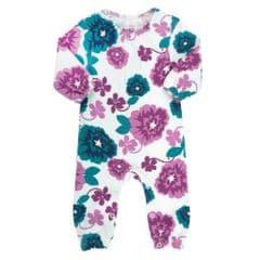 Kite Romper Baby Girl Long Sleeved