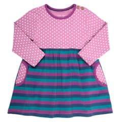 Kite Spot and Stripe Dress
