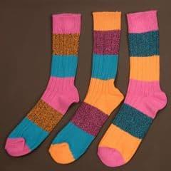 Oddsocks Thick Knit pack of 3 mens oddsocks
