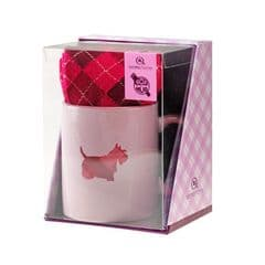 Aroma Home Sox in a Mug ladies sizes