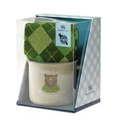 Aroma Home Sox in a Mug mens size