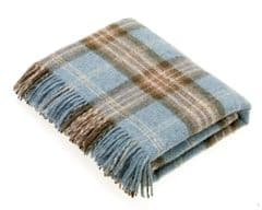 Bronte Shetland Wool Throw National Trust Collection