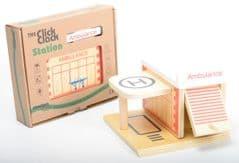 Click Clack Ambulance Station