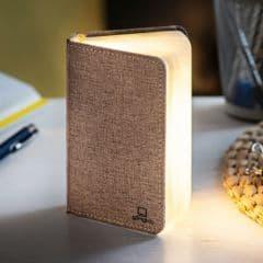 Gingko Smart Mini Fabric Book Light