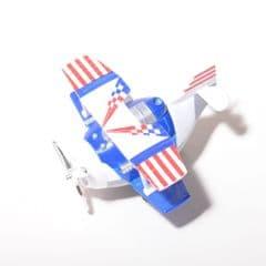 Image Toys Die Cast bi-plane