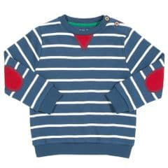 Kite Breton Sweatshirt Baby Boy
