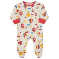 Kite Sleepsuit Baby Boy Balloon Red 3 to 6 Months