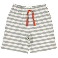 Kite Stripy Grey Jersey Knit Shorts Baby Boy