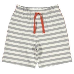 Kite Jersey Knit Stripy grey Shorts Baby Boy