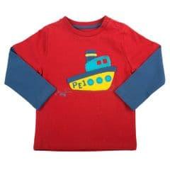 Kite T-Shirt Long Sleeved Baby Boy