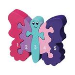 Lanka Kade Butterfly 1 to 5 jigsaw