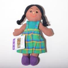 Lanka Kade Ethnic Rag Doll