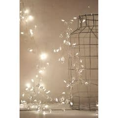Lightstyle London Crystal Clusters 100LEDs Battery