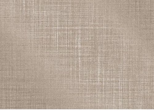 Brown Linen Look Deluxe Food Safe Wipe Clean Tablecloth