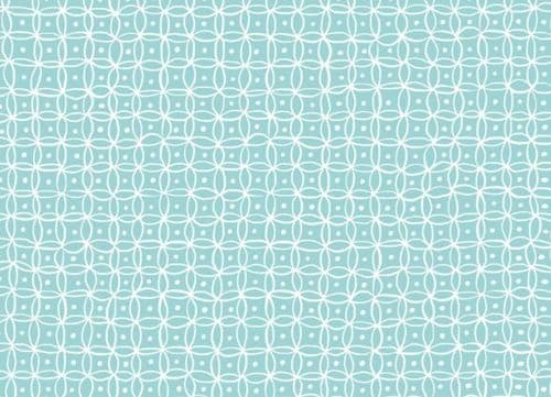 Namika Mint Food Safe Wipe Clean Tablecloth