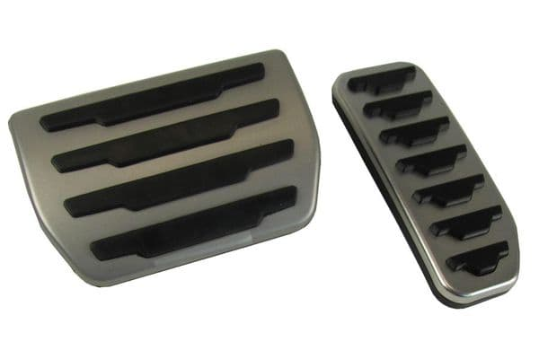 F-Pace Foot Pedal Covers (Automatic)