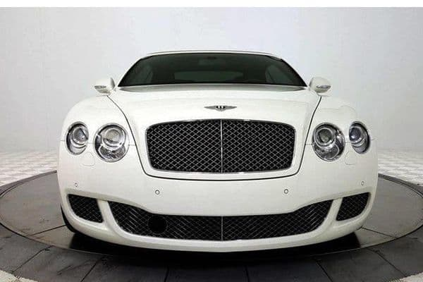 Genuine Bentley Continental GT/GTC (08-11) Dark Chrome Lower Grille Set (With ACC)