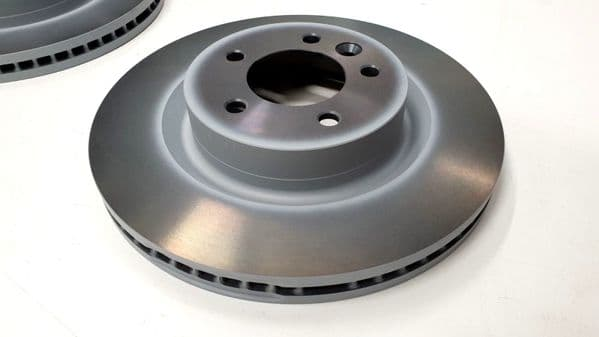 Genuine Land Rover Discovery 3 / Range Rover Sport Front Brake Discs