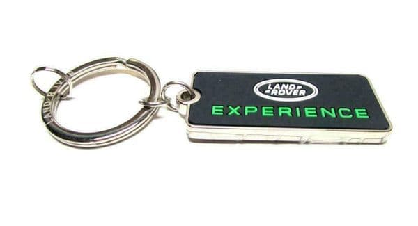 Genuine Land Rover Off Road Experience Keyring