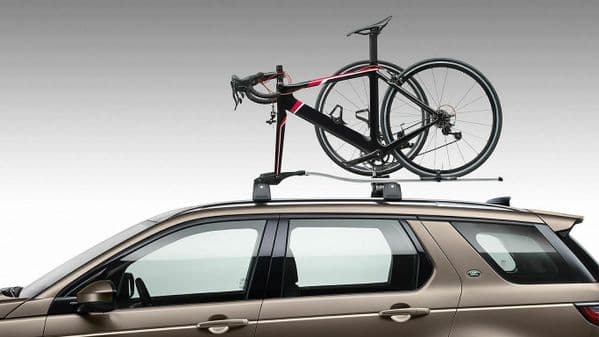 Genuine OEM Land/Range Rover Fork Mounted Bike Carrier