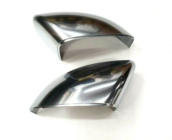 Genuine Range Rover/Sport/Discovery 5 Noble Chrome Wing Mirror Covers