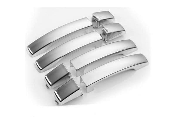Hawke Chrome Door Handles