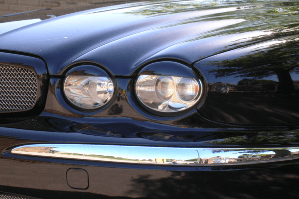 Jaguar X Type Eye Lid Light Covers