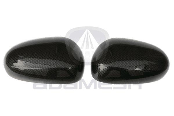 Jaguar X300/X308  XJ & XJR Carbon Fibre Look Door Mirror Covers