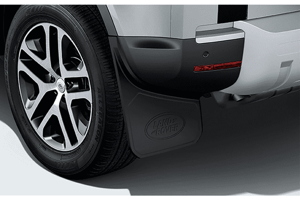 NEW Defender 2019+ Classic Style REAR Mudflaps