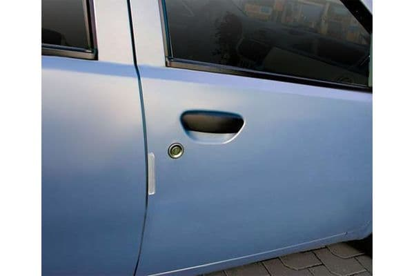 Transparent Door Guard - 2 Piece Snap To Fit