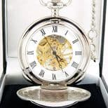 Personalised Pocket Watches for Men