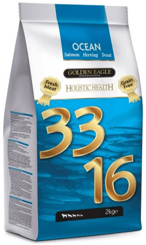 Ocean Formula 33/16  Fresh Salmon, herring and trout - Grain Free