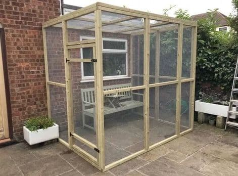 8' x 6' x 8' Lean To / Catio