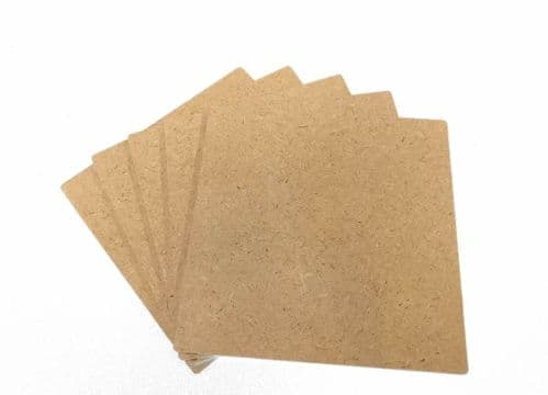 5 Extra Tile Inserts for Bisque  Batt Systems