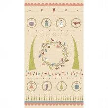 ANNI DOWNS   CHRISTMAS  PANEL   PREMIUM QUILTING 100%  COTTON  ONLY £6.90