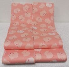 Camelot Fabrics Quilting Borders  Bindings  Free P+P Border Offer Pigs   Premium  Cotton  Patchwork.