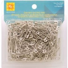 EZ   200   QUILTERS BASTING PINS  0NLY £5.99