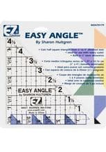 """EZ Quilting Template - Easy Angle 4.5""""  FREE P+P BORDER BINDING OFFER  SIMPLICITY  ACYRILC TEMPLATES"""