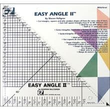 EZ Quilting Template - Easy Angle II