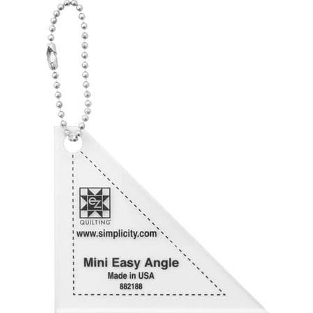 EZ Quilting Template - Mini Easy Angle