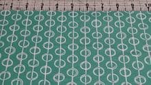 HANDMAKER WINDHAM  CIRCLES  LINES PREMIUM 100% COTTON  QUILTING PATCHWORK ONLY £3.50.PER  HALF YARD