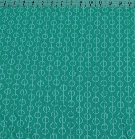 MICHEAL MILLER SALE  SWAGS PALE GREEN 100% COTTON QUILTING PATCHWORK  ....... NOW  £4.99 PER  YARD