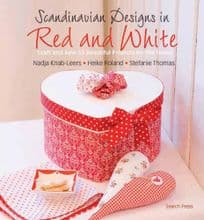Scandinavian Designs in Red and White