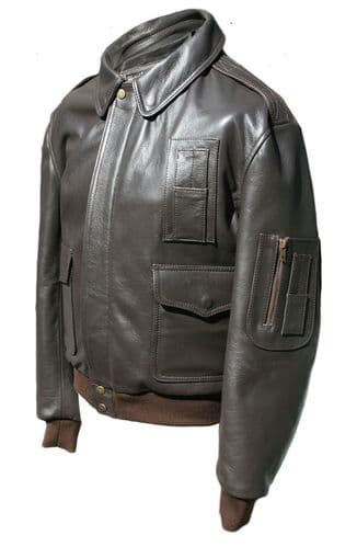CUSTOM MADE - ALIENS Sigourney Weaver Leather Jacket