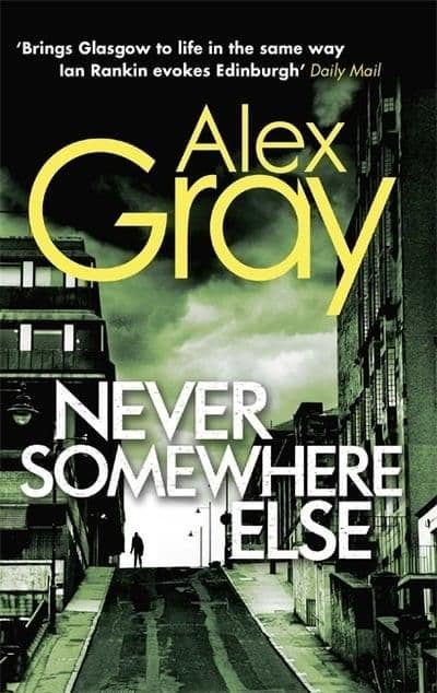 Alex Gray -  Never Somewhere Else