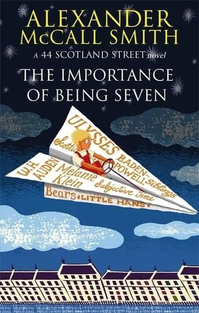 Alexander McCall Smith - The Importance Of Being 7